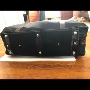 Vintage Gucci luggage 1997